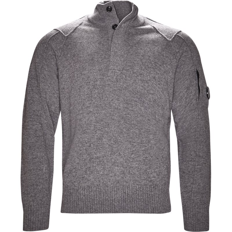 C.p. company - turtle neck knitwear fra c.p. company fra kaufmann.dk