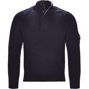 Turtle Neck Knitwear Regular | Turtle Neck Knitwear | Blå