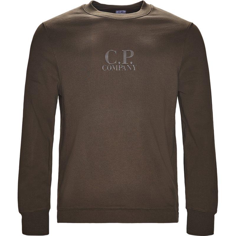 c.p. company – C.p. company - crew neck sweatshirt fra kaufmann.dk