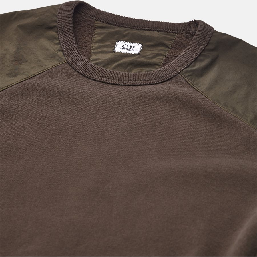 MSS164A 005283M - Sweatshirt - Sweatshirts - Regular - ARMY - 3