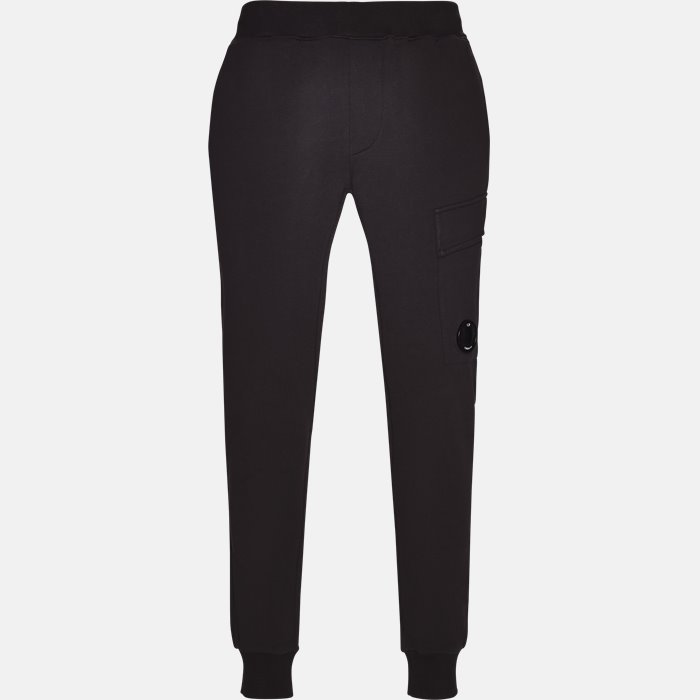 Goggle Jersey Pants - Bukser - Regular fit - Sort