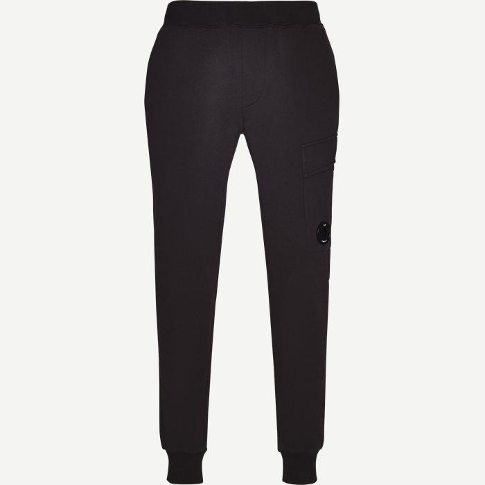 Goggle Jersey Pants - Bukser - Regular fit - Sort