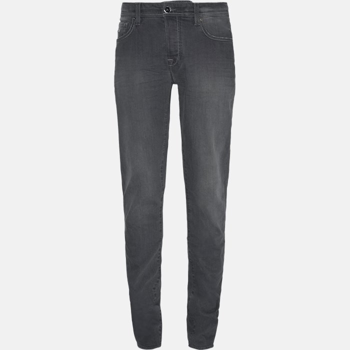 Jeans - Slim - Grey