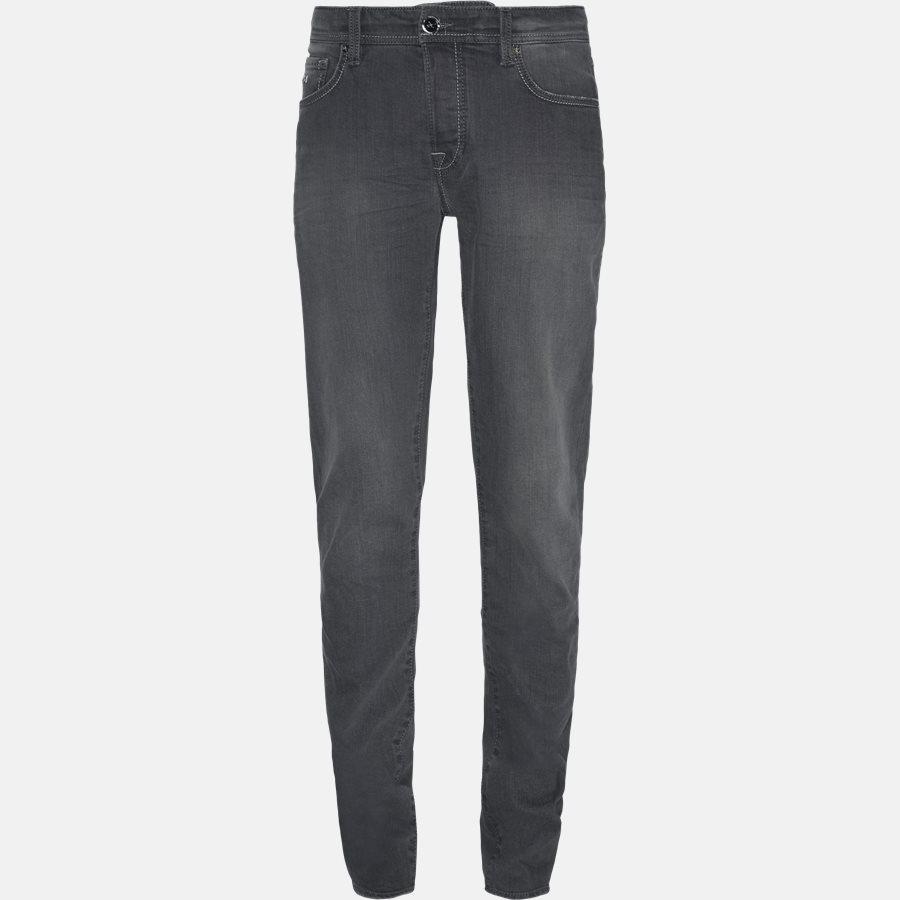 LEONARDO D251 8127 - Jeans - Jeans - Slim - GREY - 1