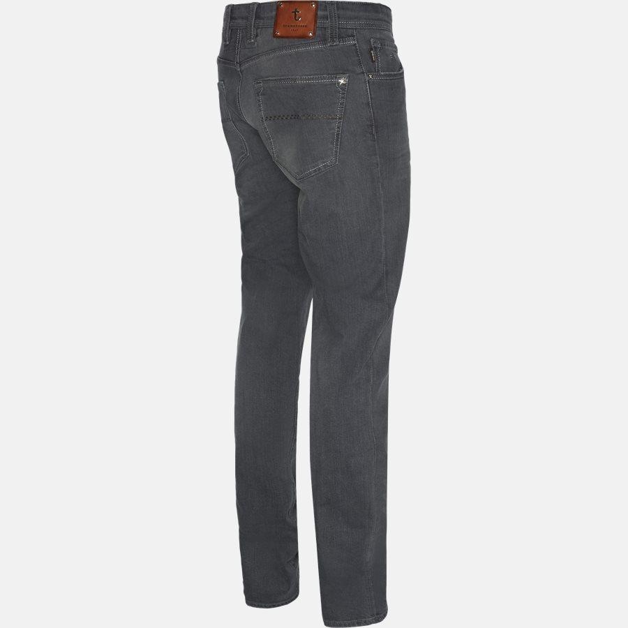 LEONARDO D251 8127 - Jeans - Jeans - Slim - GREY - 3
