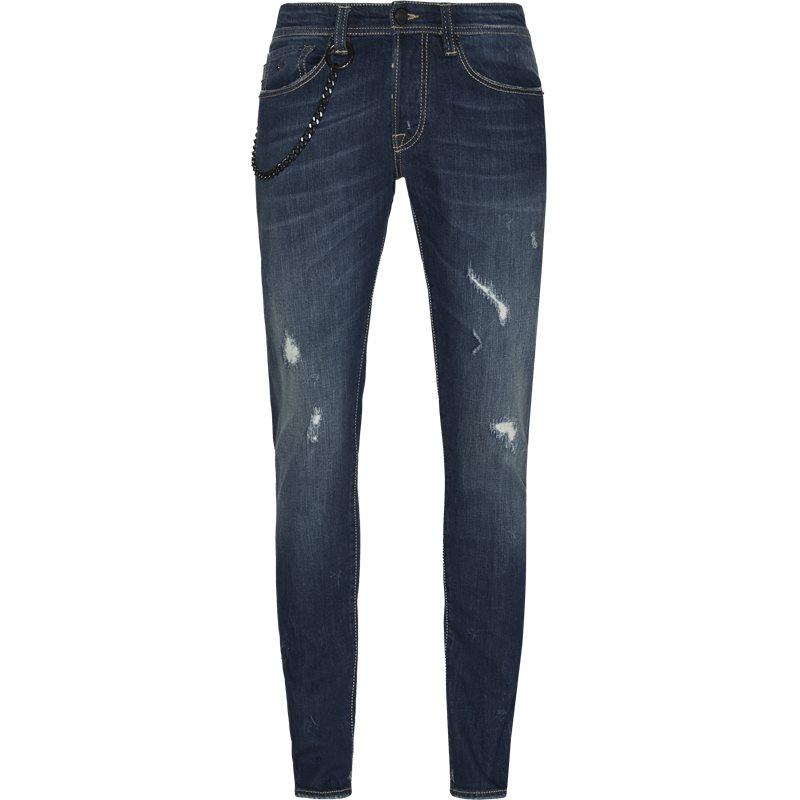 Sartoria tramarossa slim 1980 d214 jeans blue fra sartoria tramarossa fra axel.dk