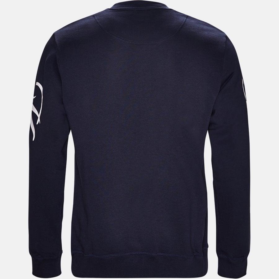 5SW090 4XL  - sweat - Sweatshirts - Regular slim fit - NAVY - 2