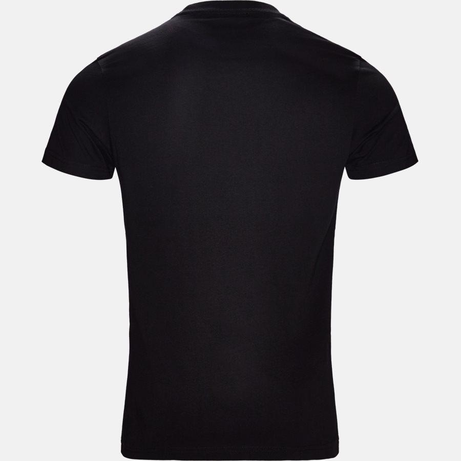 10R P0551 - T-shirts - Slim - BLACK - 2