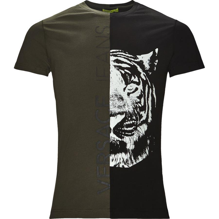 B3GSA73F 36598003 - B3GSA73F - T-shirts - Regular - GRØN - 1