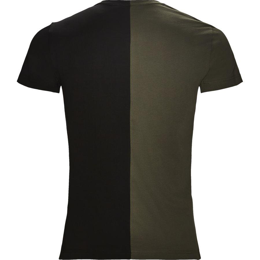 B3GSA73F 36598003 - B3GSA73F - T-shirts - Regular - GRØN - 2