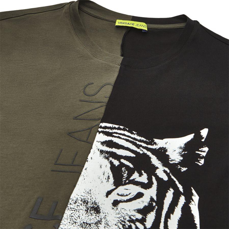 B3GSA73F 36598003 - B3GSA73F - T-shirts - Regular - GRØN - 3