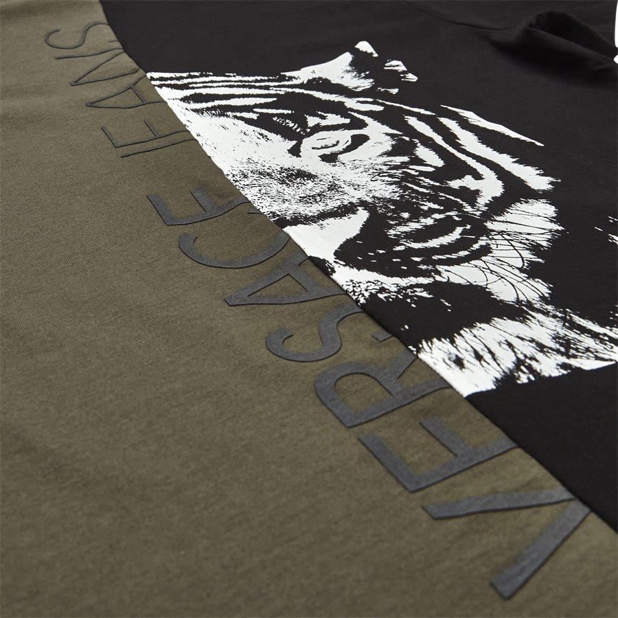 B3GSA73F 36598003 - B3GSA73F - T-shirts - Regular - GRØN - 4