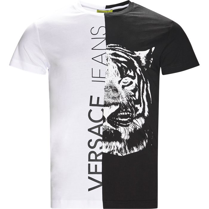 B3GSA73F - T-shirts - Regular - Hvid
