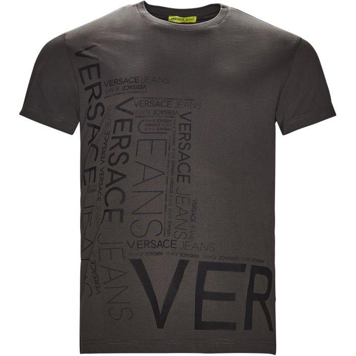 B3GSA78G - T-shirts - Regular - Grøn