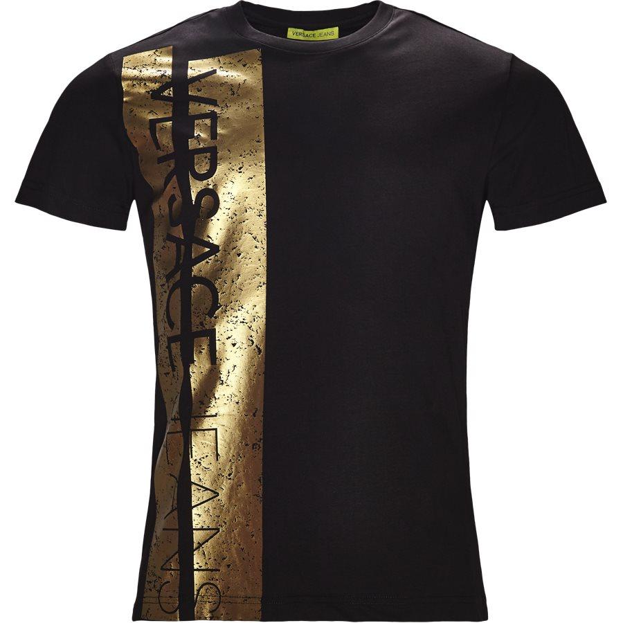 B3GSA78K 36610Y6A - B3GSA78K - T-shirts - Regular - SORT - 1