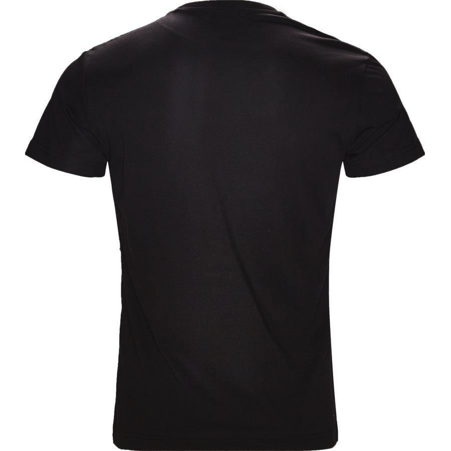 B3GSA78K 36610Y6A - B3GSA78K - T-shirts - Regular - SORT - 2