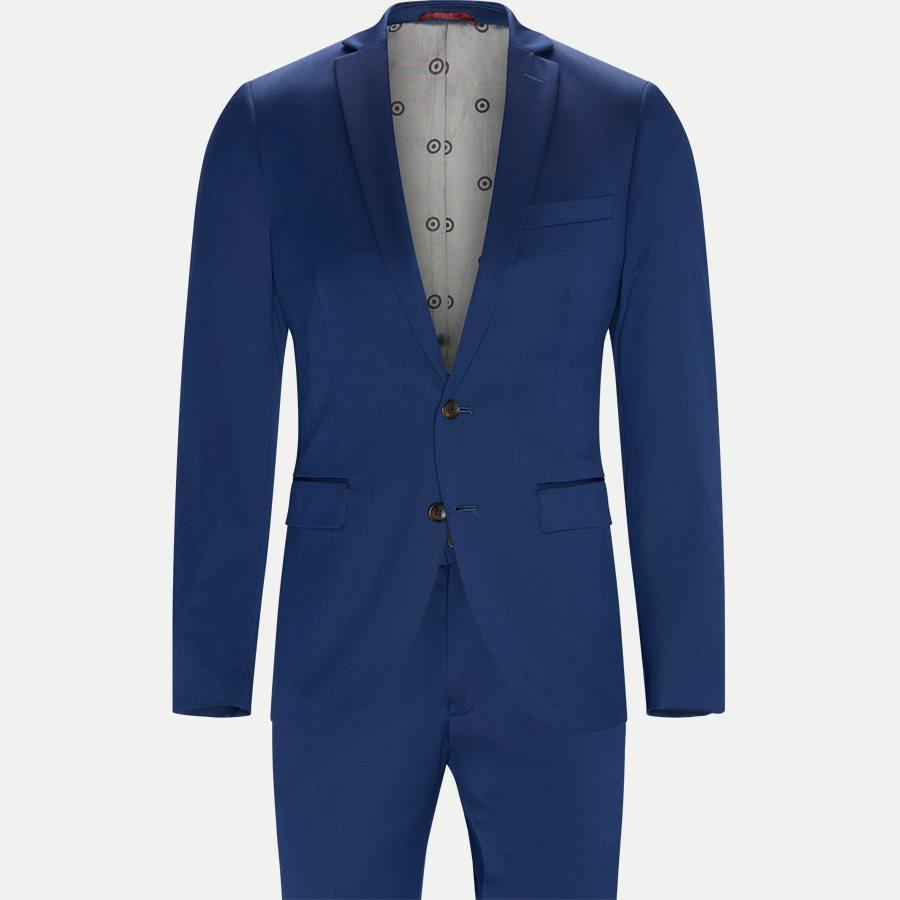 DUSTIN - Suits - Regular - BLUE - 1