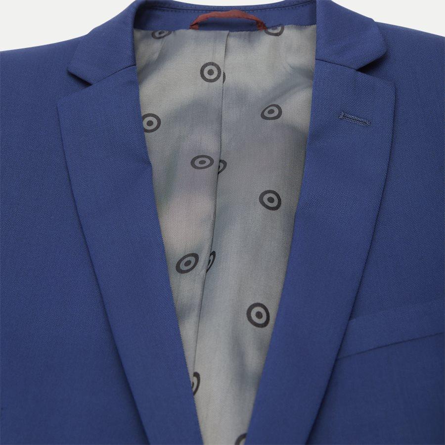 DUSTIN - Suits - Regular - BLUE - 4