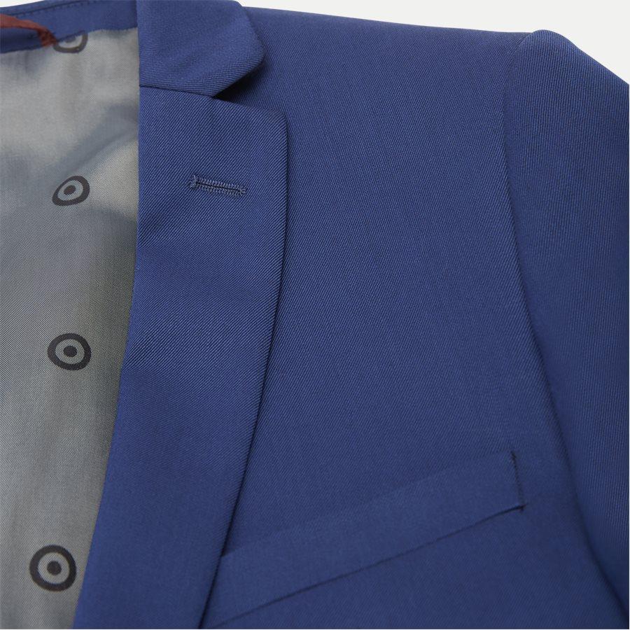 DUSTIN - Suits - Regular - BLUE - 5