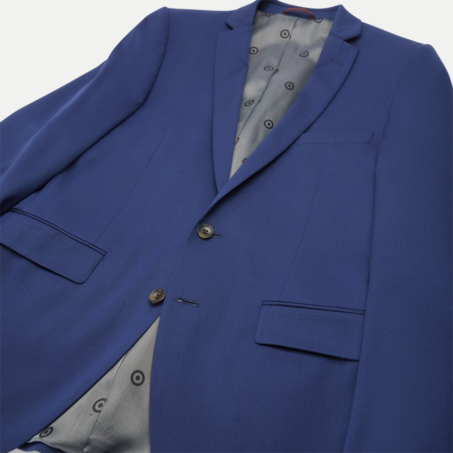DUSTIN - Suits - Regular - BLUE - 7