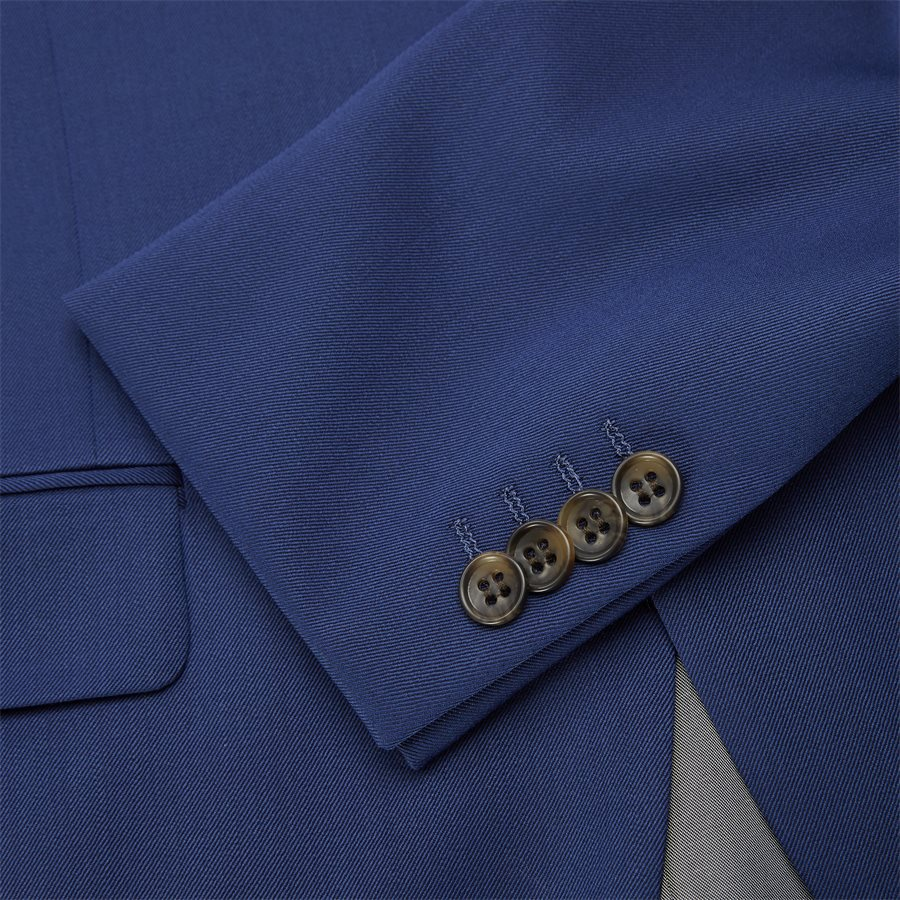 DUSTIN - Suits - Regular - BLUE - 8