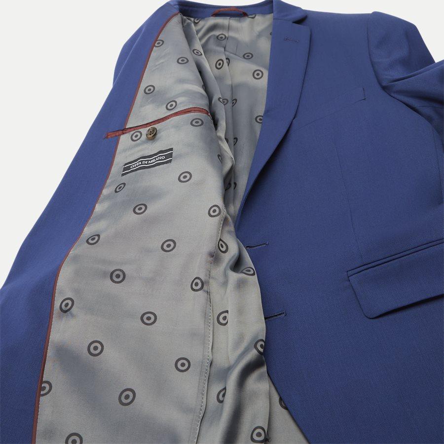 DUSTIN - Suits - Regular - BLUE - 10