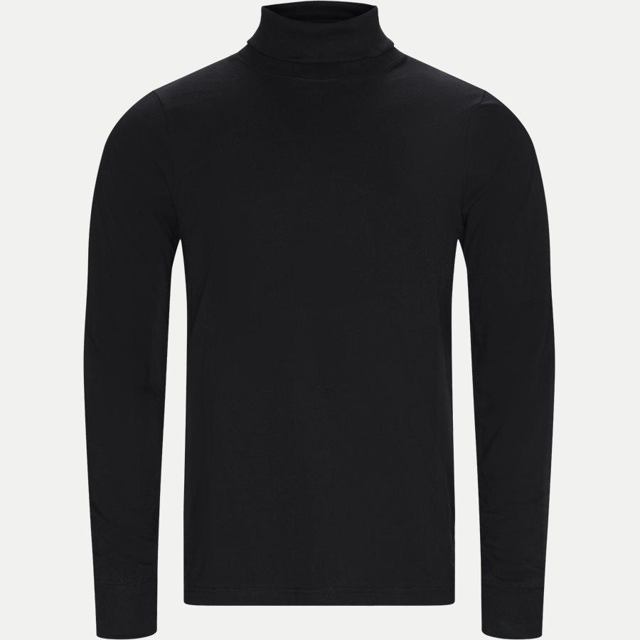 SINATRA - Sinatra Rullekrave - Sweatshirts - Regular - BLACK - 1