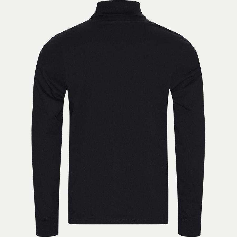 SINATRA - Sinatra Rullekrave - Sweatshirts - Regular - BLACK - 2