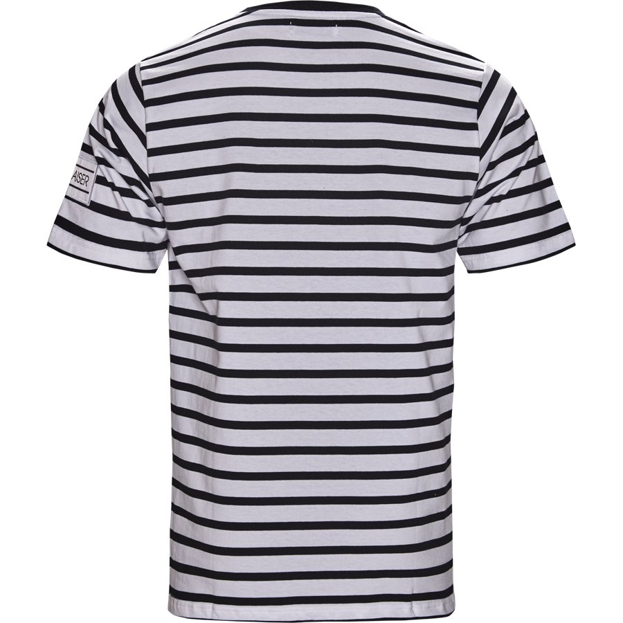 SEALS - Seals - T-shirts - Regular - NAVY/HVID - 2