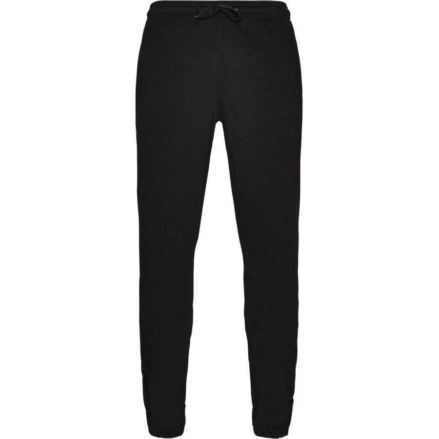 OCEAN - Ocean Sweatpants - Bukser - Regular - BLACK - 1