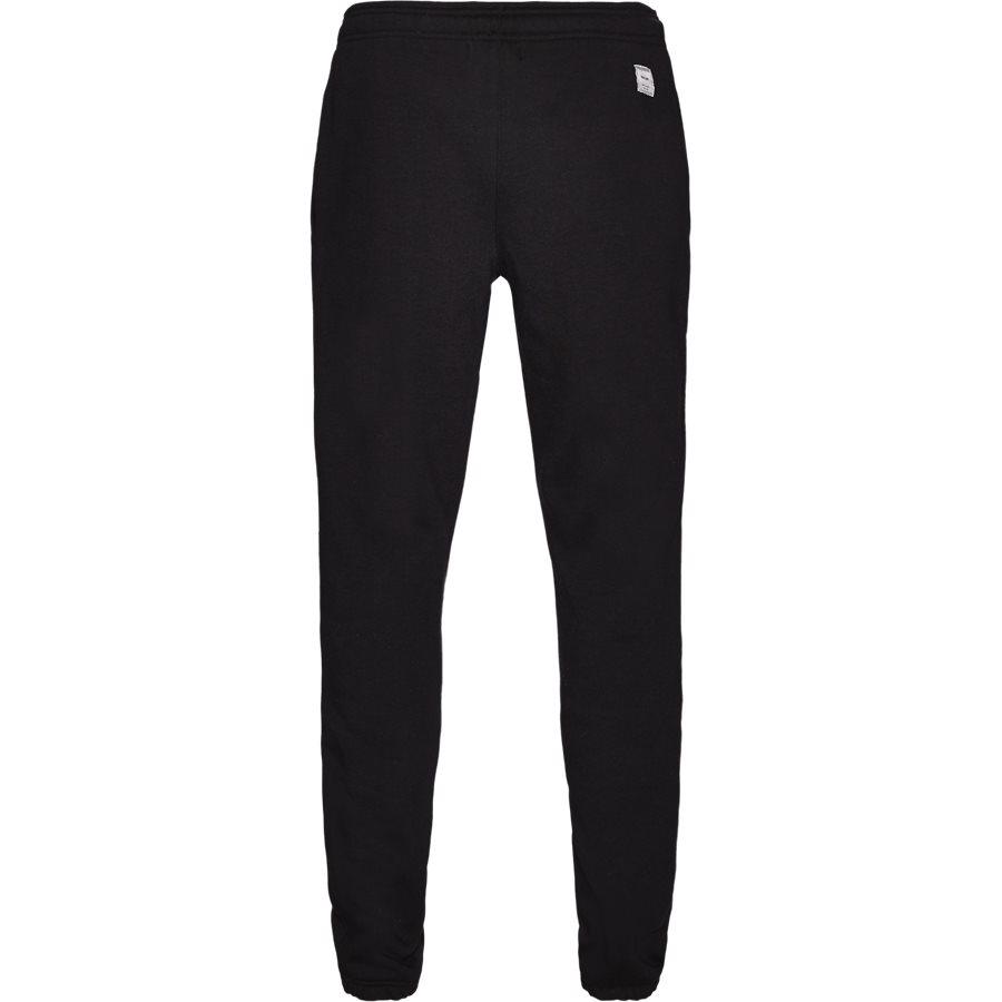OCEAN - Ocean Sweatpants - Bukser - Regular - BLACK - 2