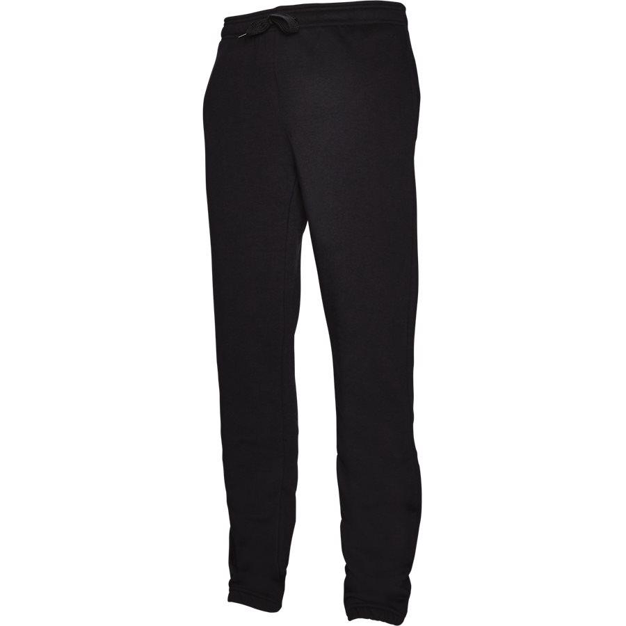OCEAN - Ocean Sweatpants - Bukser - Regular - BLACK - 4