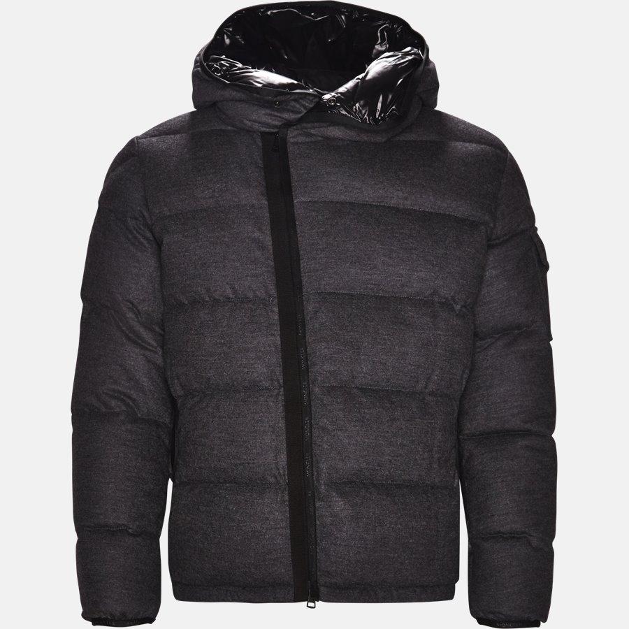 D2-091-40817-85-57550 NEUVIC - jakke  - Jakker - Regular fit - GRÅ - 1