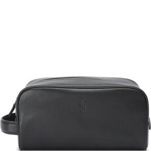Leather Washbag Leather Washbag | Sort