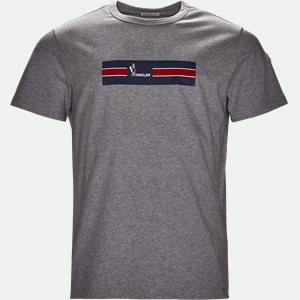 T-shirt Regular fit | T-shirt | Grå