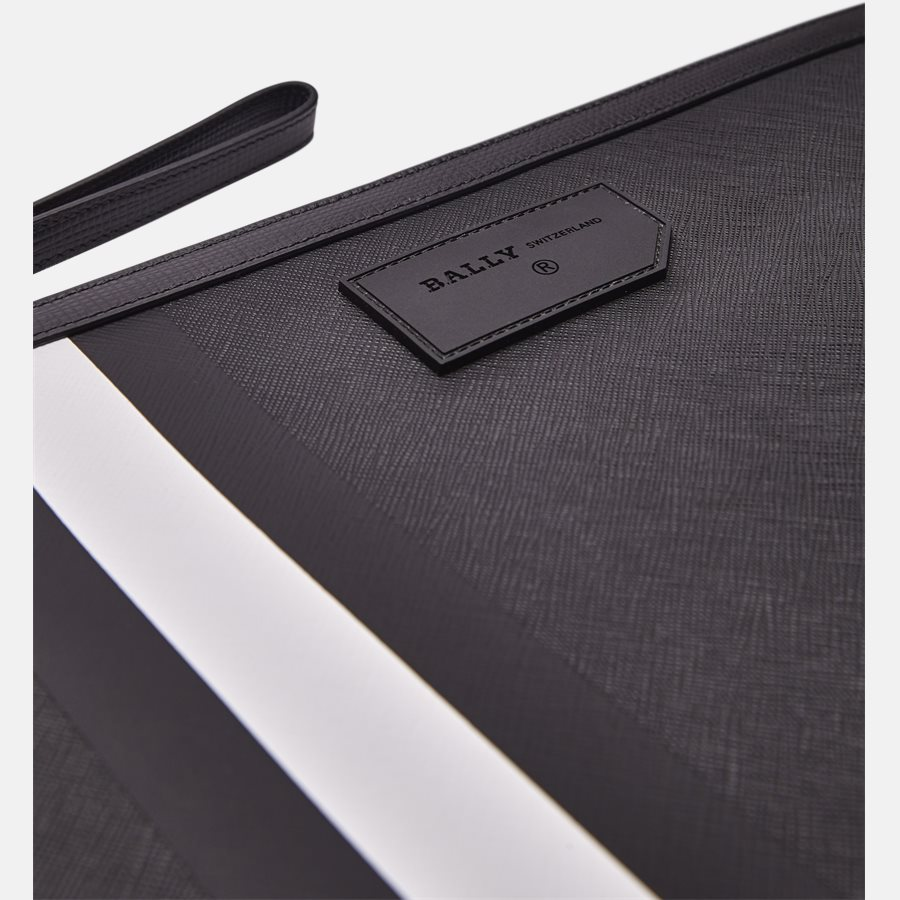 BOLLIS LARGE - Tasker - BLACK - 3
