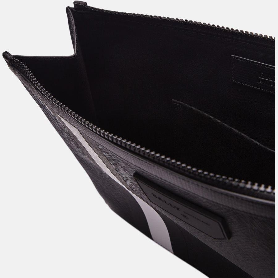 BOLLIS LARGE - Tasker - BLACK - 4