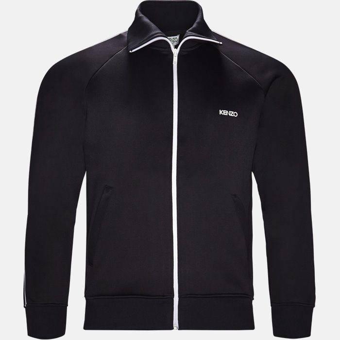 sweat - Sweatshirts - Regular slim fit - Sort
