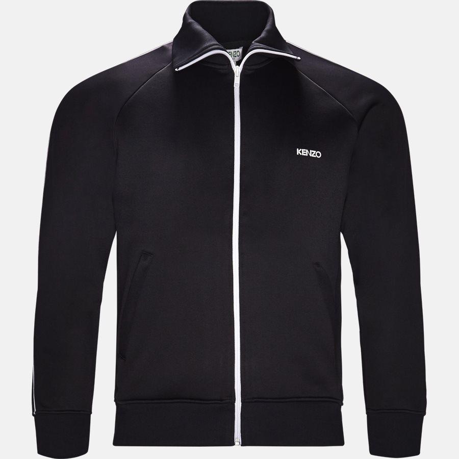 5BL7514CA - sweat - Sweatshirts - Regular slim fit - SORT - 1