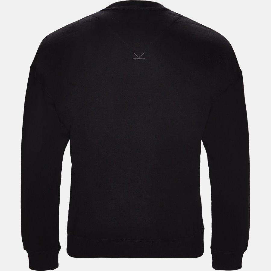 5SW3024MD - Sweatshirts - Regular slim fit - SORT - 2
