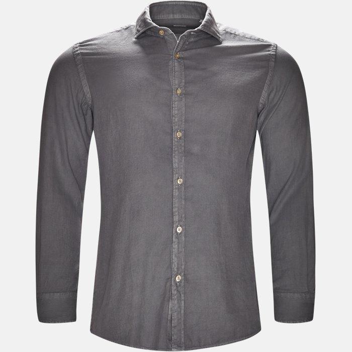 skjorte - Skjorter - Tailor - Sand
