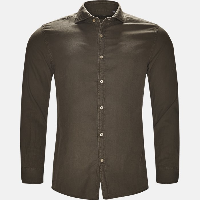 skjorte - Skjorter - Tailor - Army