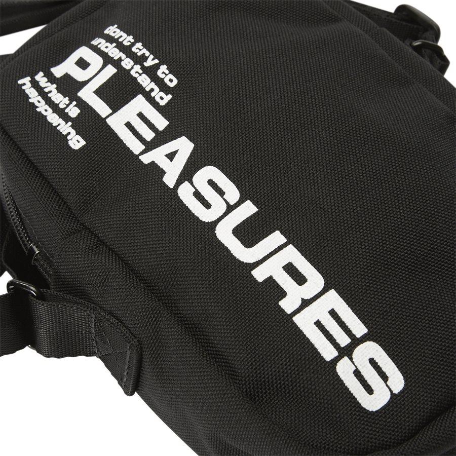 DONT TRY SIDE BAG - Dont Try Side Bag - Tasker - SORT - 3