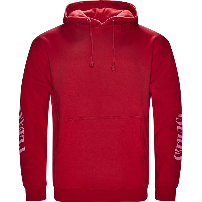 Mark Of The Beast Sweatshirt - Sweatshirts - Regular - Rød
