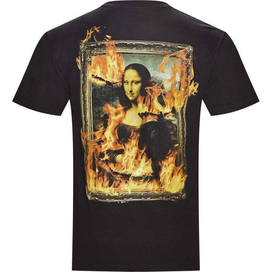 BURN AGAIN - Burn Again - T-shirts - Regular - SORT - 3