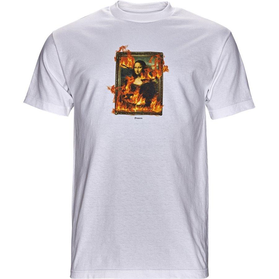 BURN - BURN - T-shirts - Regular fit - HVID - 1