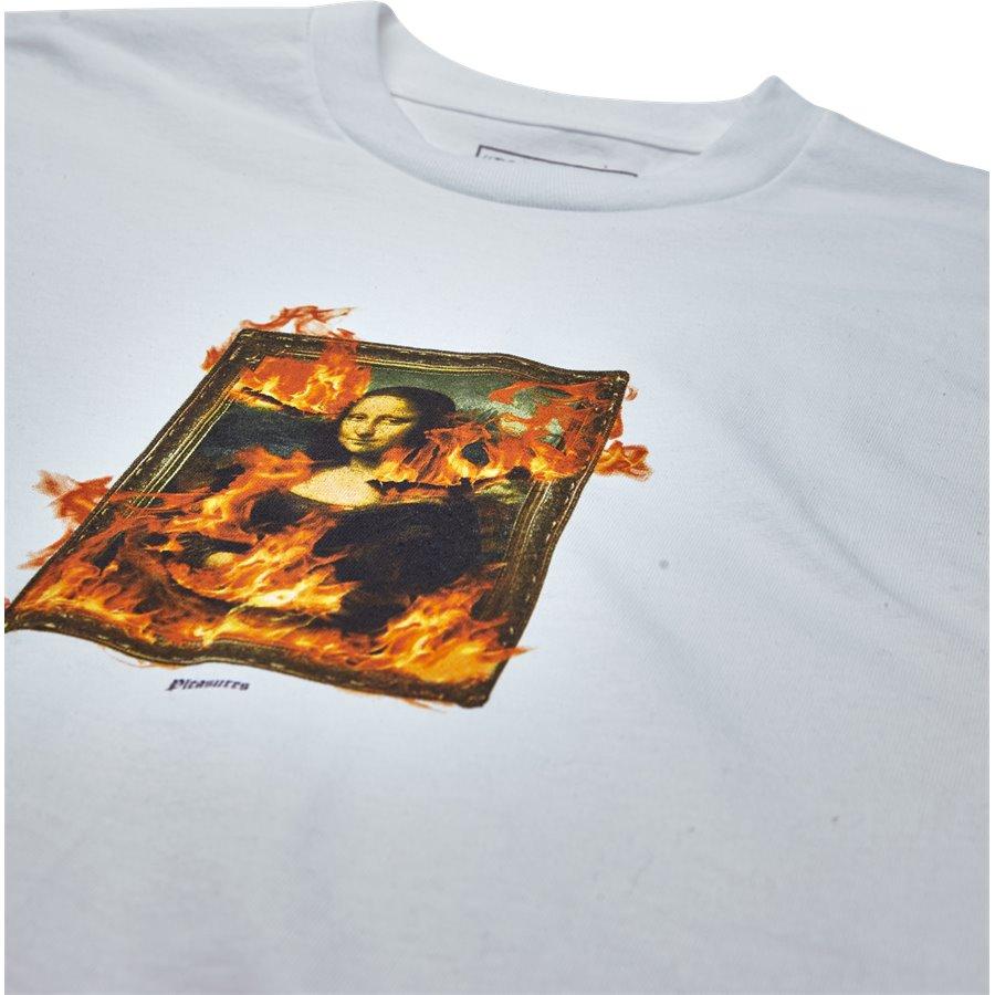 BURN - BURN - T-shirts - Regular fit - HVID - 3