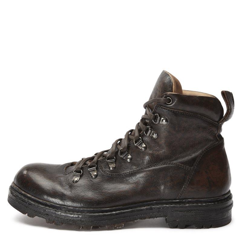o.c.s. – O.c.s. garry04 selvaggio marrone sko brown fra axel.dk