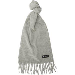 Sullan Wool Cashmere Scarf Sullan Wool Cashmere Scarf | Grå