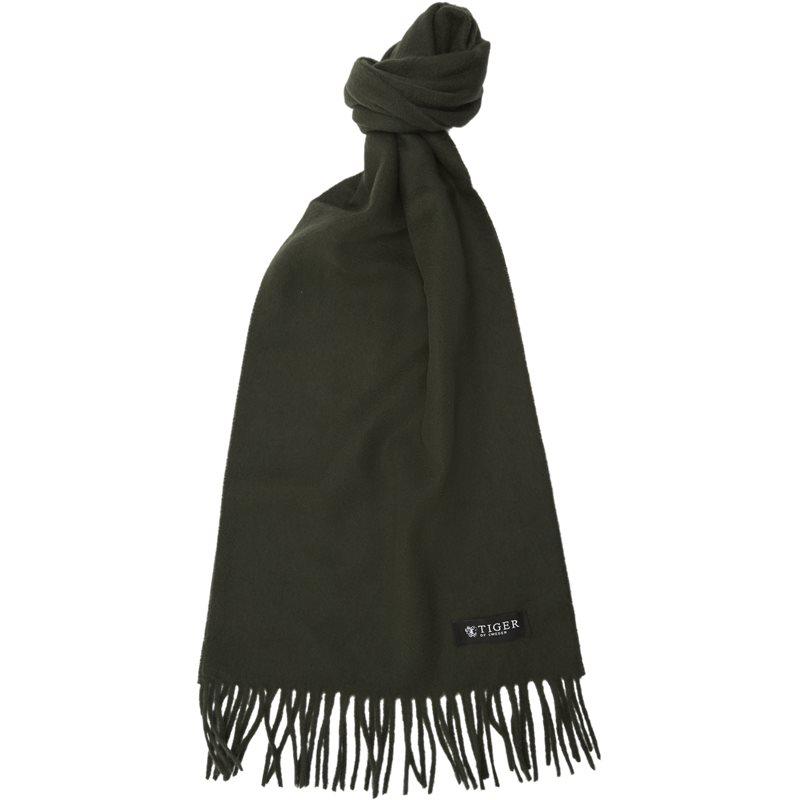Tiger of sweden - sullan wool cashmere scarf fra tiger of sweden fra kaufmann.dk